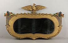 Federal Gilt Wood Mirror
