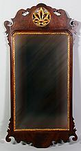 Early 19th C. Chippendale Mirror