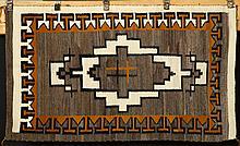 20th Century Native American Weaving