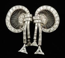 Pr. Diamond Earrings