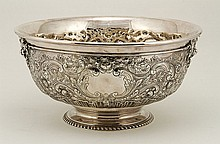 Reed & Barton Punch Bowl