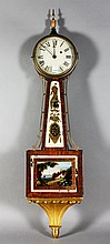 Boston Banjo Clock