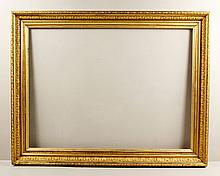 19th c. Gold Leaf Frame