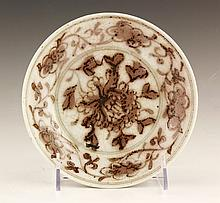 Chinese Ming Dynasty Dish