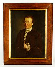 18th/19th C. Portrait of a Gentleman, O/C