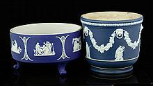 2 Wedgwood Jasperware