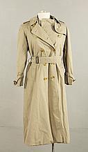 Classic Burberry Trench Rain Coat
