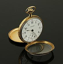 Ladies' 14K Gold Waltham Pocket Watch