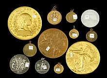 Lot of 12 Assorted Medals