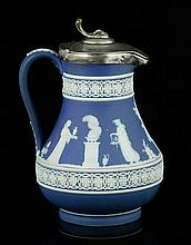 Early Wedgwood Jasperware Syrup