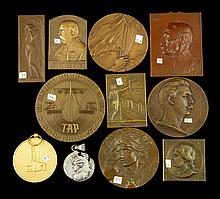 Lot of 11 Assorted Medals