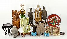 Lot of Assorted Asian Items