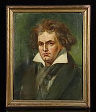 Kurz, Ludwig Beethoven, O/C