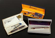 Lot of Three Boxes Pens