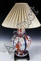 Japanese Imari Lamp