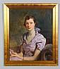 Stoddard, Portrait of a Lady, O/C