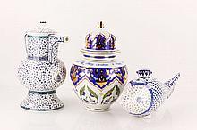Ceramic Presentation Objects