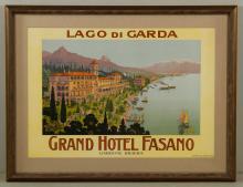 Grand Hotel Fasano Poster