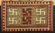 Native American Wool Carpet