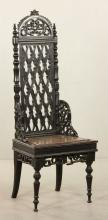 Victorian Gothic Revival Chair