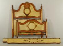 19th C. French Bed
