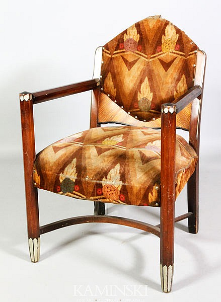 Art Deco Armchair