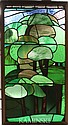 19/20th C. Exceptional Stained Glass Windows
