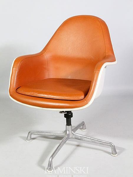 Eames for Miller Fiberglass Armchair