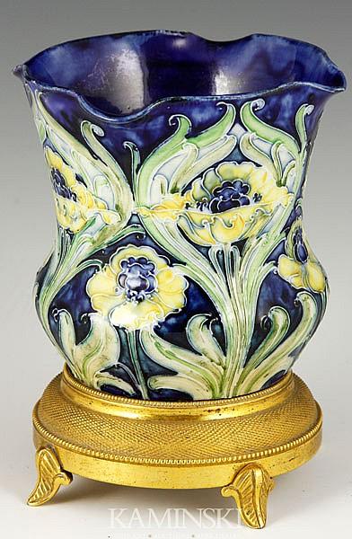 Macintyre Moorcroft Florian Vase