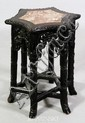 Early 19th C. Chinese Rosewood Stand