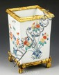 19th C. German Porcelain Vase
