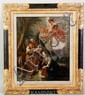 Religious Scene Painting, O/C