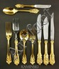 Wallace Grand Baroque Gold Service for 12