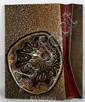 Seyle, Nail Sculpture, Metal and Wood