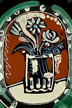 Picasso, Still Life, Plate
