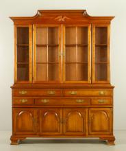 Federal Style Hutch or Display Case