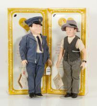 Two Effanbee Honeymooners Dolls