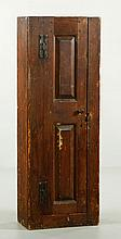 18th C. Wood Tall Cabinet