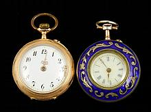 Lot of 2 Pocket Watches