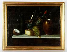 18th C. Dutch Still Life, O/C