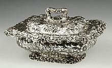 Durgin Sterling Tureen