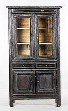 19th C. Welsh Wood Cabinet