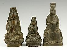Chinese Bronze Figures