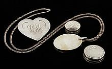 4 Sterling Items