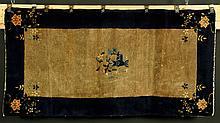 20th C. Chinese Peking Carpet