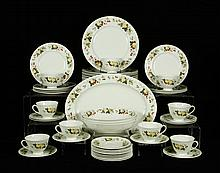Royal Doulton China Service