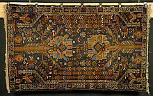 Semi Antique Afghan Carpet