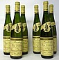 6 Bouteilles, RIESLING 1989,