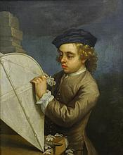 * Attribué à Philippe MERCIER  (Berlin 1689 - Londres 17