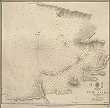 Asia Minor, Gulf of Kos / YEDI ATALA / by Commander Saumarez Brock, H.M.S. Magpie, 1838